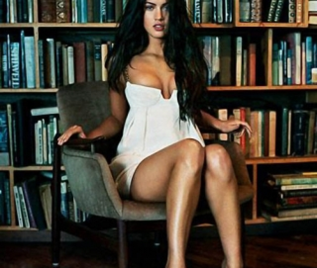 Megan Fox Librarian